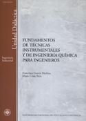 Fundamentos de técnicas instrumentales y de ingeniería química para ingenieros