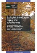 Portada Ecología I. Introducción. Organismo y poblaciones