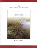 Ecology. Concepts and applications