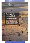 Portada Ecología II. Comunidades y ecosistemas.