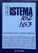 Sociología, ética y medio ambiente. Revista Sistema nº 162-163