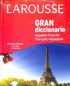 Gran diccionario Larousse español-francés, français-espagnol