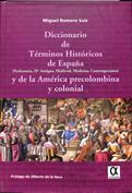 Diccionario de términos históricos de España