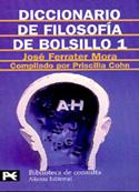 Diccionario de filosofía. Tomo I   A-H