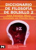 Diccionario de filosofía Tomo II  I - Z