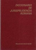 Diccionario de Jurisprudencia Romana