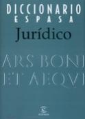 Diccionario jurídico Espasa