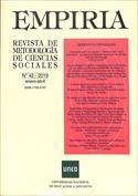 Empiria. Revista de Metodología de Ciencias Sociales Nº 42