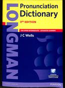 Longman Pronunciation Dictionary Paper with CD-ROM