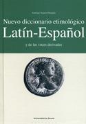 Portada Nuevo diccionario etimológico latín español y de las voces derivadas(A)