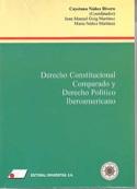 Portada Derecho Constitucional Comparado y Derecho Político Iberoamericano(A)