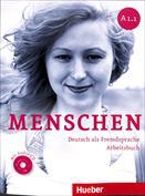 Menschen. Deutsch als Fremdsprache. Arbeitsbuch A1.1