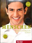 Menschen. Deutsch als Fremdsprache. Kursbuch A1.2. (2 volúmenes)