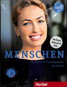Portada Menschen A2.2 Kursbuch (Pack 2 libros)