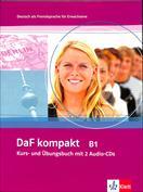 DaF kompakt B1- Deutsch als Fremdsprache für Erwachsene