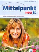 Portada Mittelpunkt Neu B2. Arbeitsbuch   CD