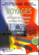 Voyages. Niveau III-B2