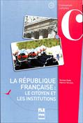 Portada La France des institutions(P)