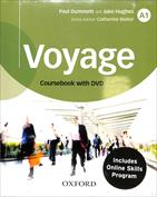 Voyage A1 Student's book workbook practice pack with key