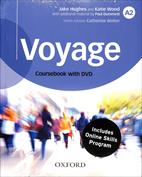 Portada Voyage A2 SB WB K Practice PK 2019