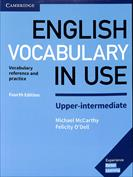 English Vocabulary in Use. Upper-intermediate