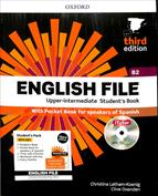 English File. Upper-Intermediate Student's. Student Book   Workbook with Keys