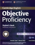 Objetive proficiency Student´s Book with answers