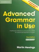 Advanced Grammar in Use. With Answers. A Self-Study Reference and Practice Book for Advanced Learners of English
