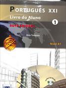 Portada Português XXI 1. Pack. Livro do Aluno   Caderno de Exercícios