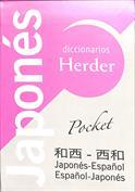Diccionario Pocket Japonés-Español  Español-Japonés