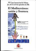 El Mediterráneo. Unión y frontera