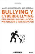 Portada Bullying y cyberbullying. Estrategias de evaluación, prevención e intervención