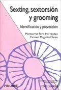 Portada Sexting, sextorsión y grooming. Identificación y prevención