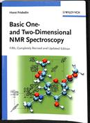 Portada Basic One  and Two Dimensional NMR Spectroscopy