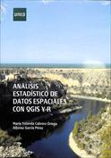 Portada Análisis estadístico de datos espaciales con QGIS y R