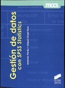 Portada Gestión de datos con SPSS Statistics