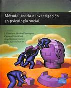 Portada Método, teoría e investigación en psicología social (D)