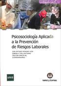 Portada Psicosociología aplicada a la prevención de riesgos laborales