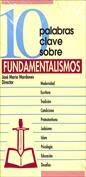 Portada 10 palabras clave sobre fundamentalismo