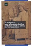 Portada Complementos para la formación interdisciplinar en Historia e Historia del Arte