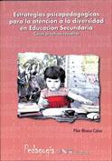Portada Estrategias psicopedagógicas para la atención a la diversidad en educaciónsecundaria
