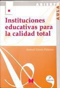 Portada Instituciones Educativas para la Calidad Total