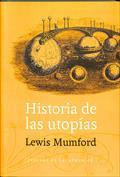 Portada Historia de las utopías