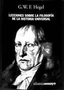 Portada Lecciones sobre la filosofía de la historia universal