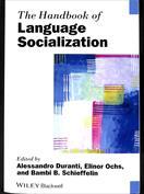Portada The Handbook of Language Socialization