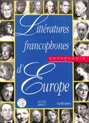 Littératures francophones d'Europe