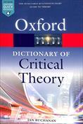 Portada A Dictionary of Critical Theory