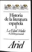 Historia de la literatura española I. La Edad Media