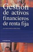 Portada Gestión de activos financieros de renta fija