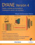 Dyane. Versión 4. Diseño y análisis de encuestas en investigación social y de mercados